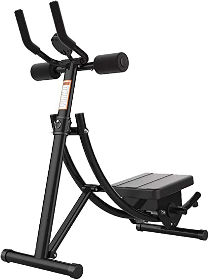 HHH Equipo para Abdominales Plegable Rotativo AB Trainer Cuerpo ...