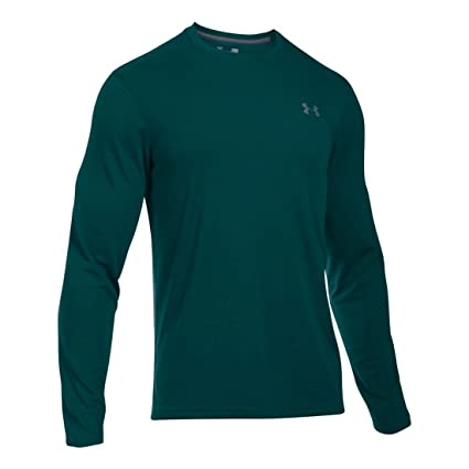 Men's Under Armour Coldgear Infrared Long Sleeve, Arden Green, ...