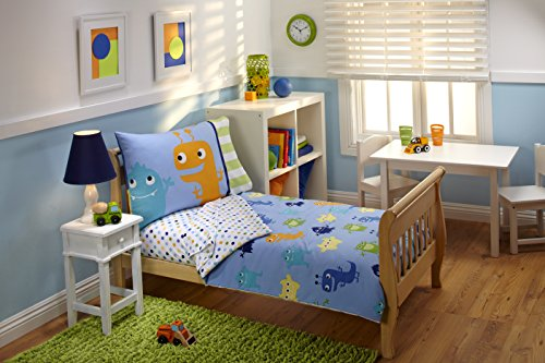 Everything Kids Toddler Bedding Monster