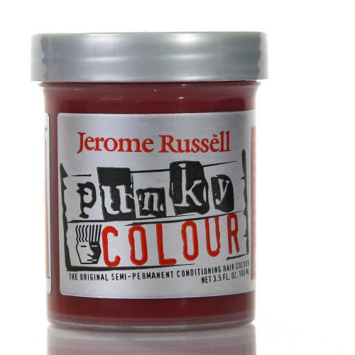 15 Red Roses (Jerome Russell Punky Color Rose Red - 3.5 oz)