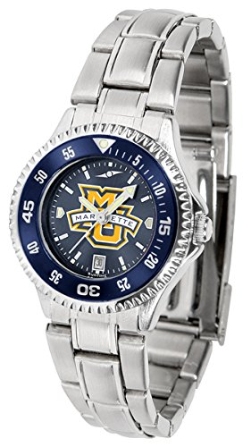 Marquette Golden Eagles Competitor Steel AnoChrome Women