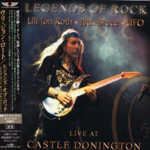 Live at Castle Donnington by Crown Japan