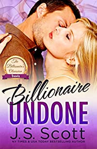 Billionaire Undone by J. S. Scott ebook deal
