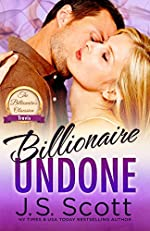 Billionaire Undone ~ Travis (The Billionaire's Obsession, Book 5)