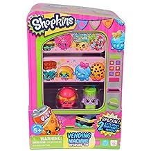 Shopkins Vending Machine Playset (Packaging May Vary)