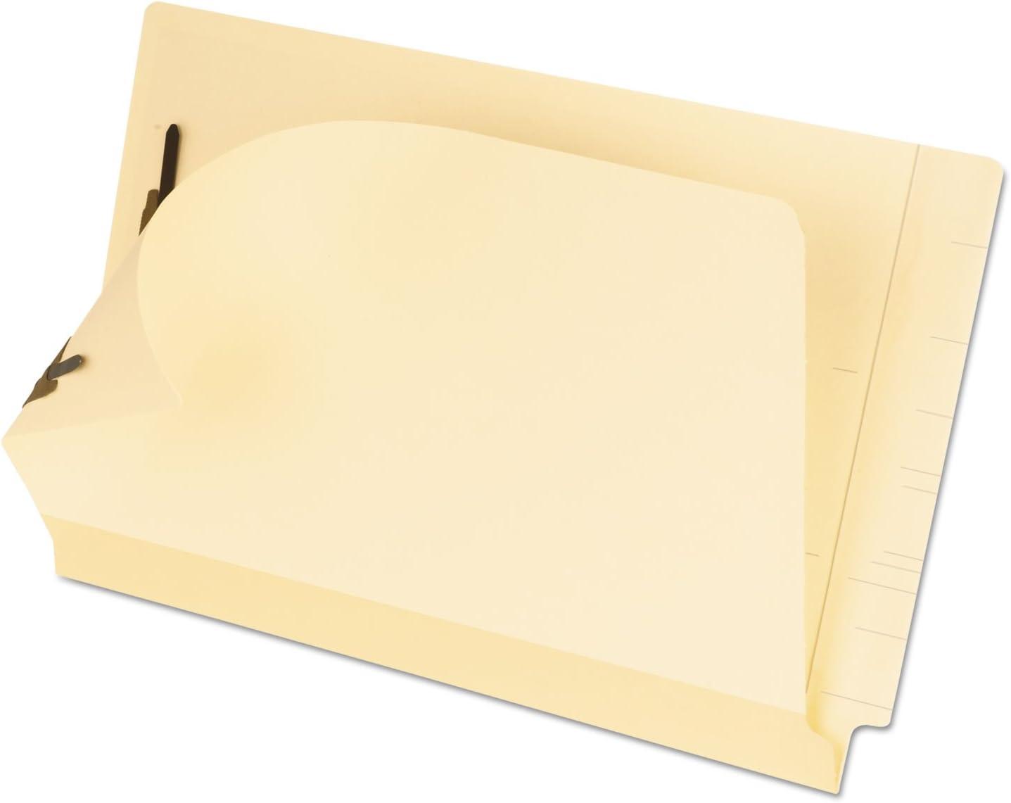 Pendaflex Laminated Manila End Tab Fastener Folder PFX13220