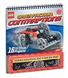 Toys : Klutz LEGO Crazy Action Contraptions Craft Kit