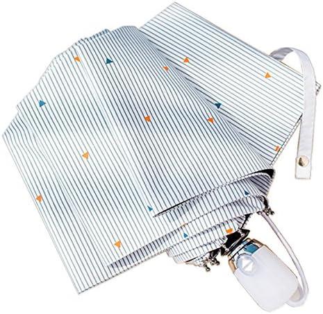 [해외]Enipate 자동 개폐 접이식 우산 여성용 예쁜 경량 큰 비가 겸용 UV 컷 자외선 반사 8 개의 뼈 렉스 / Enipate Automatic Opening and Closing Folding Umbrella Women Cute Lightweight Big Rain UV Cut UV Reflection 8 Pieces Of Bone Three Folds