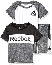 Reebok Boys Shorts Set