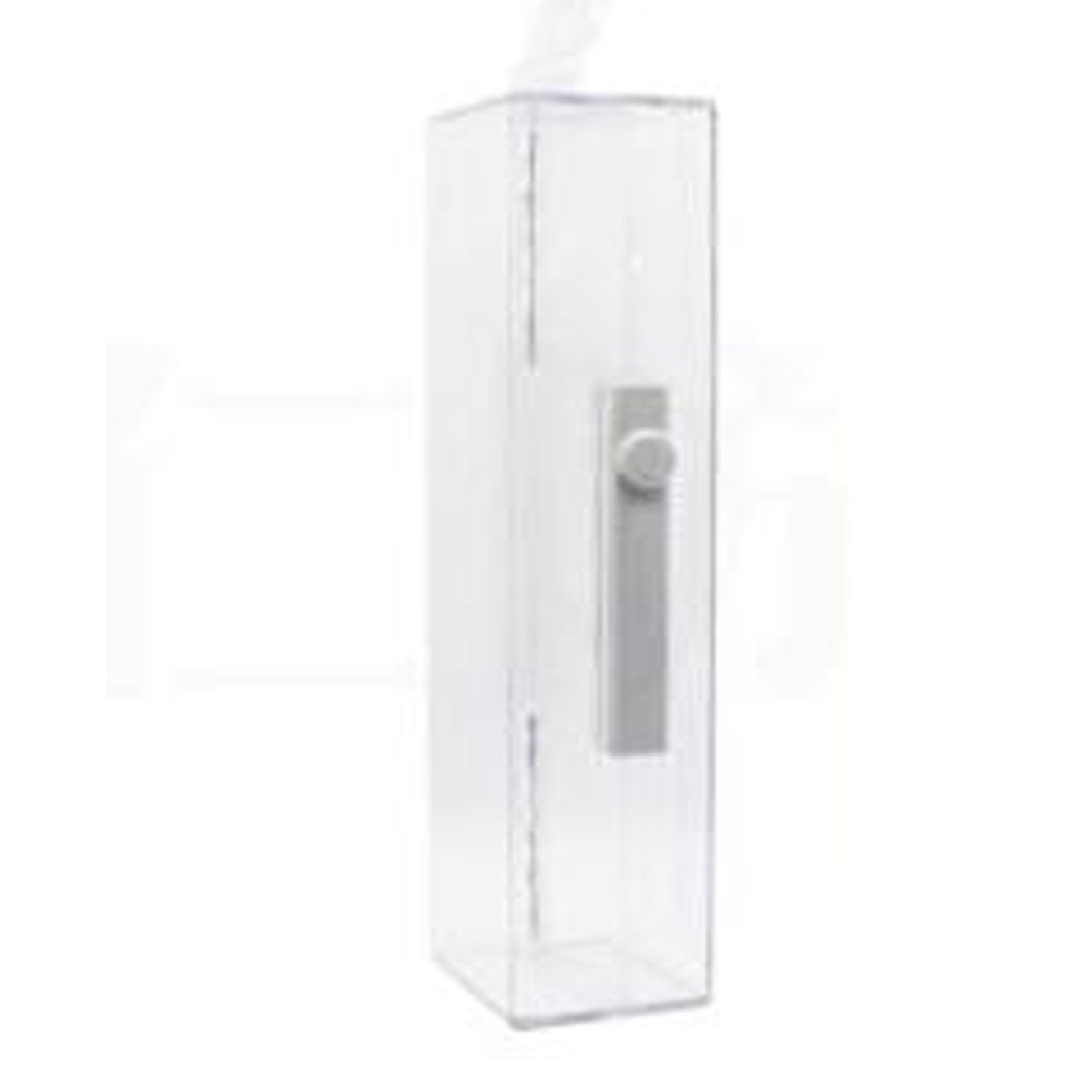 Security Box Tag, 100pcs/Box EAS Anti-theft Sensor Protection Boxes for Battery, Perfume,Chewing Gum,Razor Blade,Chocolate or other Display Valuable Products.(Size:248x60x50mm) by SupeRight