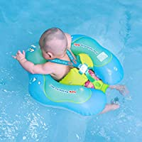 Free Swimming Baby Inflatable Baby Swimming Float Ring Children Waist Float Ring Inflatable Floats Pool Toys Swimming...