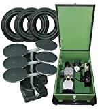 Rocking Piston Aeration Kit (1/2 Hp, Green Steel Cabinet)