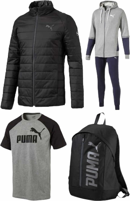 (プーマ)PUMA メンズ 2017年 中綿ジャケット スウェット上下セットが入る スポーツ福袋【2017puma-ms】