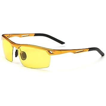 Gafas de Sol Gafas De Visión Nocturna Conductor Gafas De Sol ...