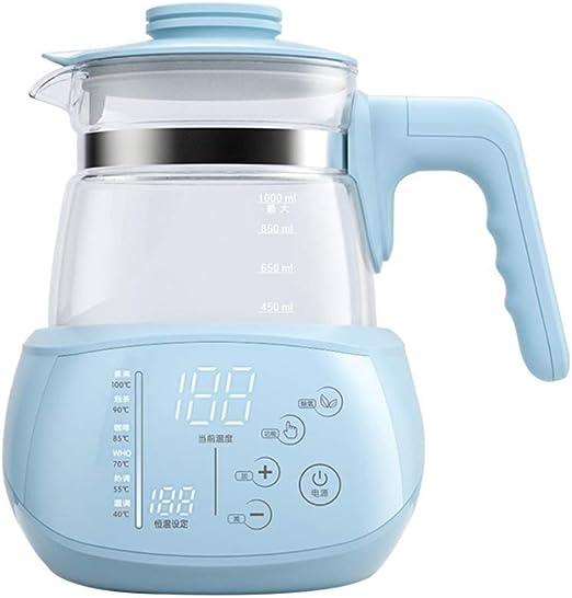 Calentador de Leche Caldera eléctrica Fórmula Calentador Cafetera ...