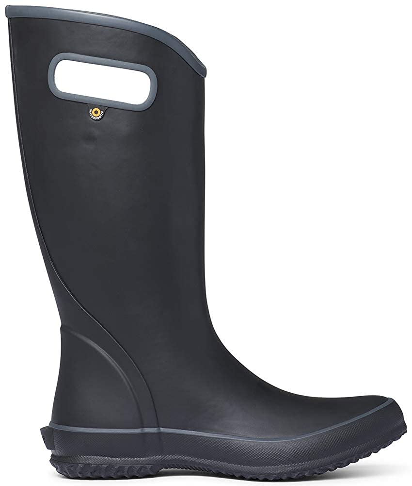 Black Bogs Women's Solid Rain Boot