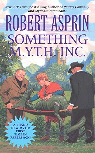 Read Online Something M.Y.T.H. Inc. (Myth-Adventures) PDF