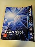 Macroeconomics Econ 2301