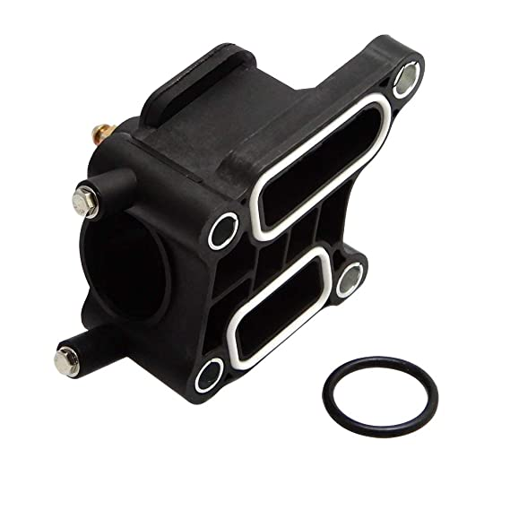 Amazon.com: Coolant Water Outlet Air Bleeder 5017183AB for Dodge Charger Chrysler Thermostat Housing: Automotive