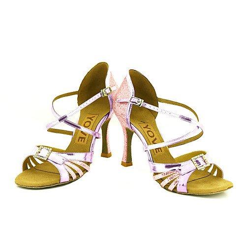 Profession T Silver Silver Women's Q Shoes T Dance qzpHUn
