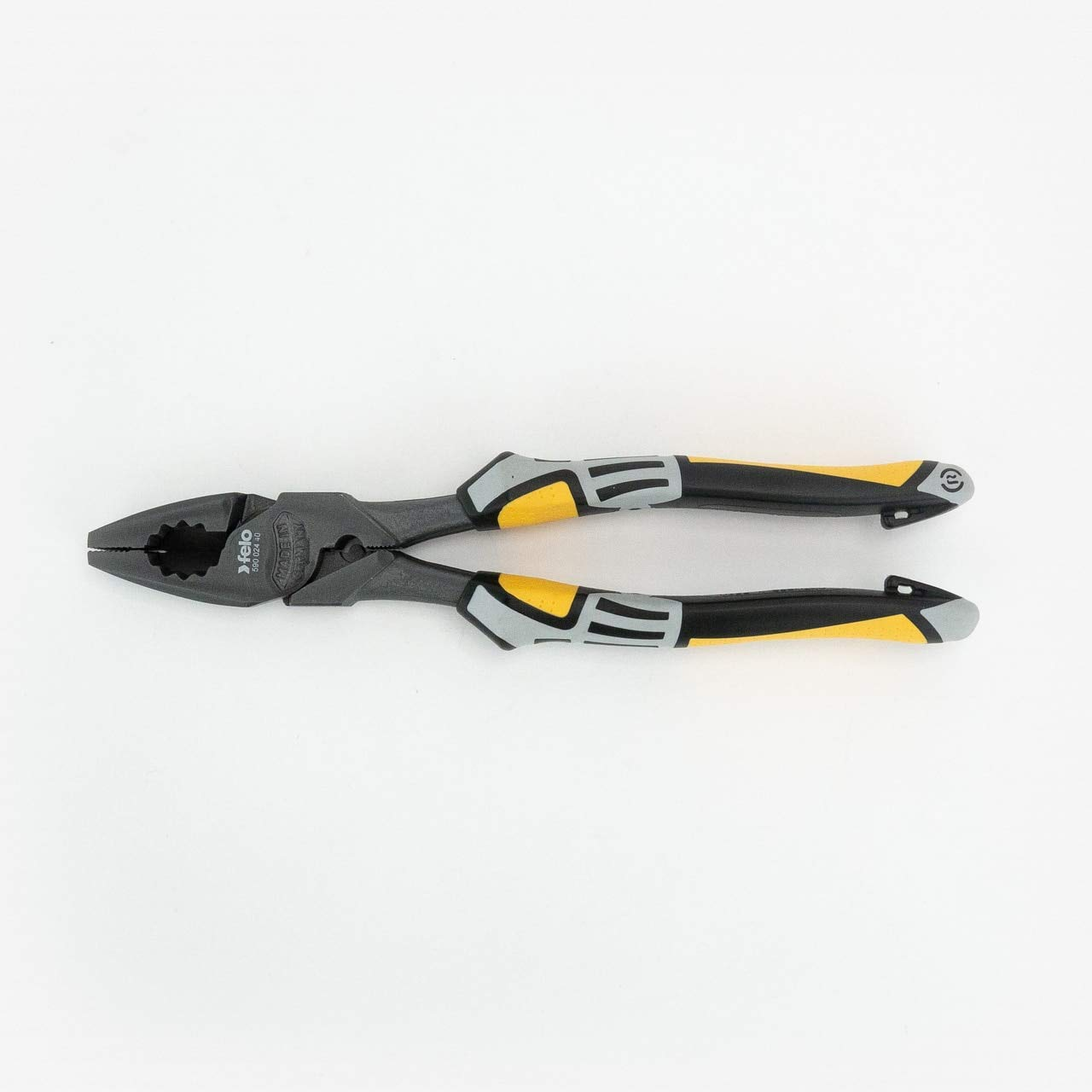 Felo 0715763817 High Leverage Linesman Pliers, 9-1/2'', (1per Pack) by Felo