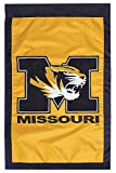 University of Missouri - 28'' x 44'' Double Sided Appliqued NCAA Banner