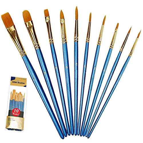 Xubox Paint Brushes Set
