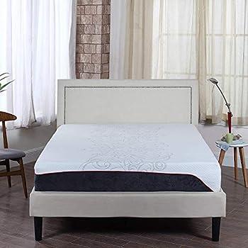 Amazon Com Swiss Ortho Sleep 13 Quot High Density 3 X