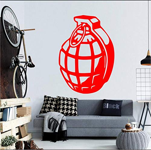 Mrhxly Cabecera Vinilo Etiqueta De La Pared Home Art Decoración ...
