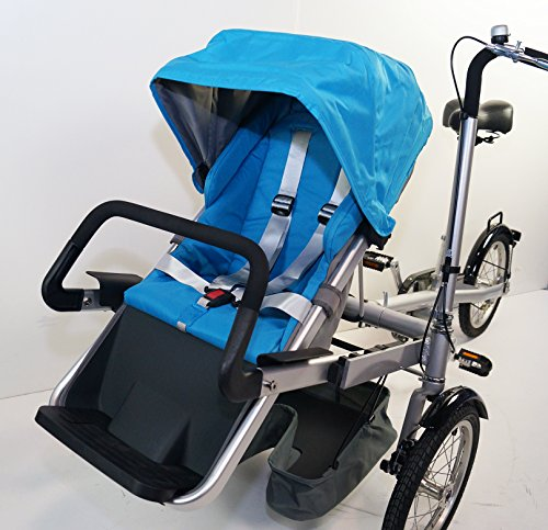 Blue Toy Prams And Pushchairs - 8
