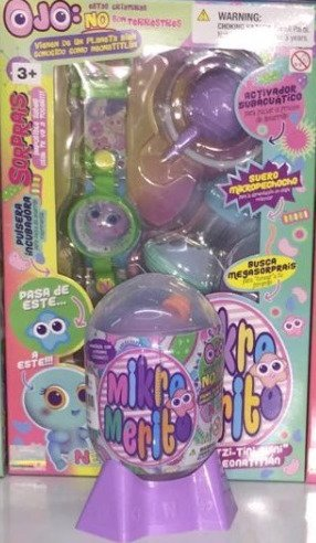 Neonate Mikro Merito Micro Nerlie ~ NOLI (Purple) - Ksi-Merito - Mexico Exclusive by Distroller