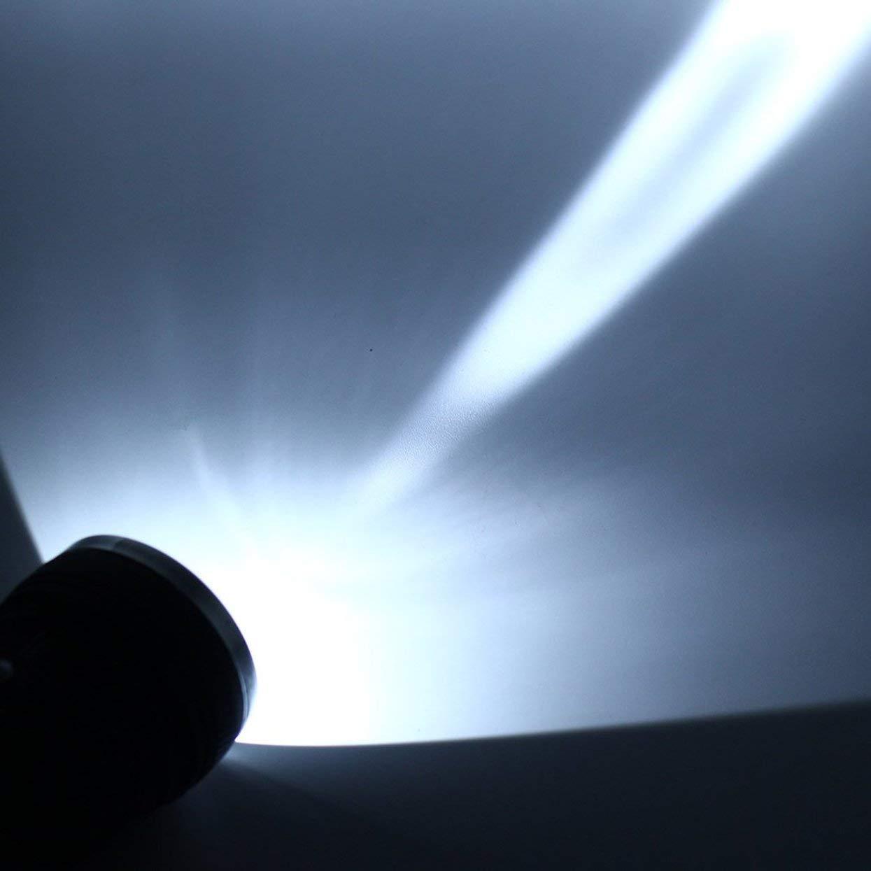 Super Bright USB Ricaricabile per Le Escursioni Tellaboull for Energia Solare Lampada per Lanterna di Emergenza Torcia a LED Luce per Tenda da Campeggio