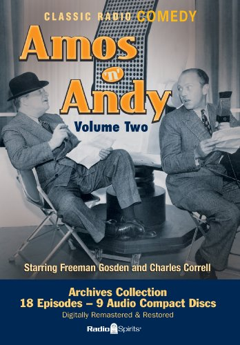 Old Time Radio Amos And Andy (Amos 'n' Andy Vol 2 (Old Time Radio))