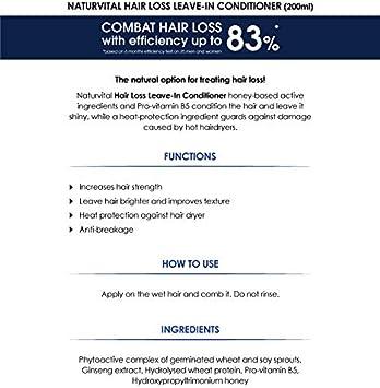 Naturaleza y Vida Hair Rescue Reparador Spray - 200 ml