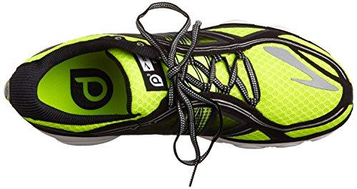Brooks PureFlow Gr 44 UK 9 Laufschuhe Running 110162 1D 707 schwarz gelb