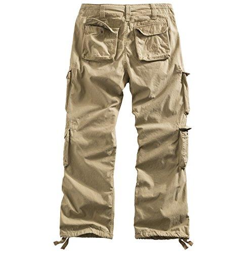 Trousers Vintage Delta Trousers Delta Airborne Vintage Delta Beige Airborne Beige nAqwq8CHxT