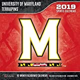 Maryland Terrapins 2019 calendario