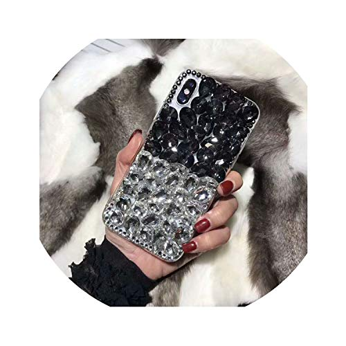 - Cases for iPhone 6 6s 7 8 Plus Ruby Goddess Crystal Queen Imperial Crown Diamonds for iPhone X Sapphire Gemstone Gem Case Cover,S,for iPhone 6 6s Plus