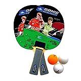 Donic-Schildkrt Set ping-pong Level 400, Standard by Donic-Schildkroet