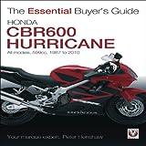 Honda CBR600 Hurricane, 1987-2010, Peter Henshaw, 1845843096