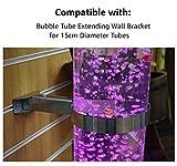 Playlearn Sensory Bubble Tube - LED Bubble Lamp - 6