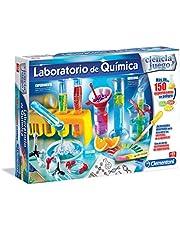 Clementoni - Laboratorio de Química, juego educativo (550821)