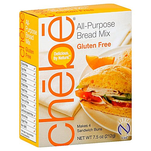 (Chebe All Purpose Bread Mix,gluten Free 7.5 Oz (Pack of 2))