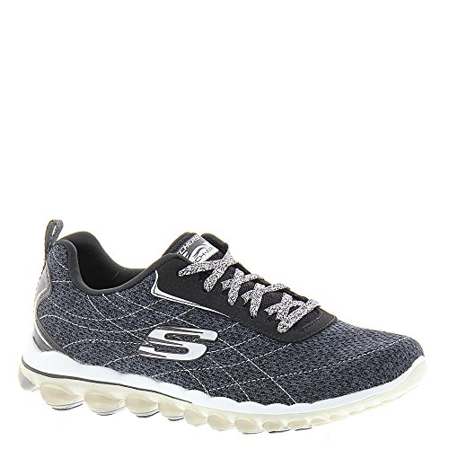Skechers Sport Dames Skech Air 2.0 City Love Fashion Sneaker Zwart