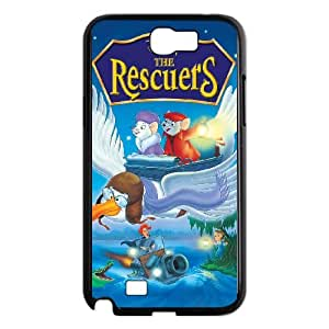 Samsung Galaxy N2 7100 Cell Phone Case Black Rescuers typo phone covers vgfj7090041