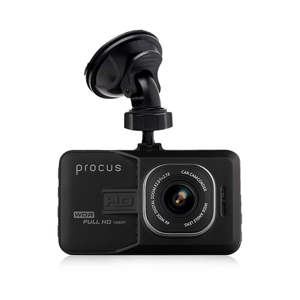 Procus Convoy Car Dash Camera, H1080P, 3