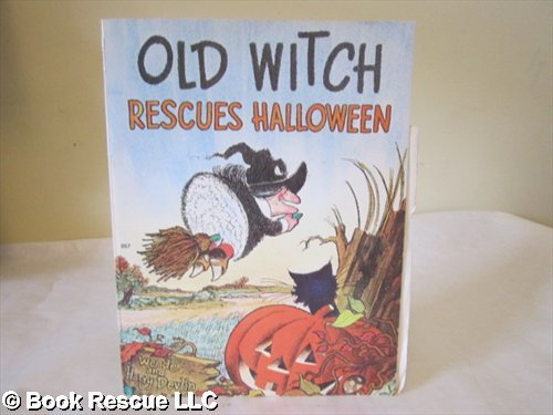 Old Witch Rescues Halloween & Record]()