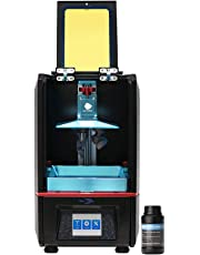 """TRIGORILLA ANYCUBIC Photon LCD UV 3D Printer Build Size 115x65x115 mm with 2.8"""" Touch Screen and resin Off-line Print"""