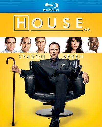 Blu-ray : House: Season Seven (Dolby, AC-3, , Digipack Packaging, Slipsleeve Packaging)