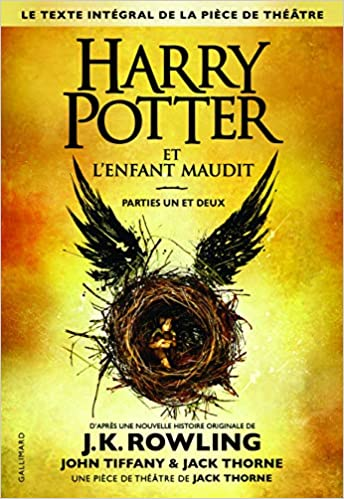 Harry Potter 8 Harry Potter Et L Enfant Maudit Harry